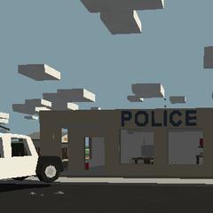 Estación de policía de Burywood