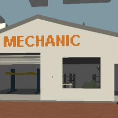 Mecánico de Burywood