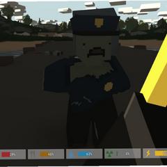 Zombie policía