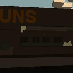 Tienda de armas de Burywood