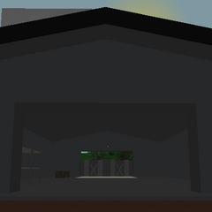 Hangar de la Base