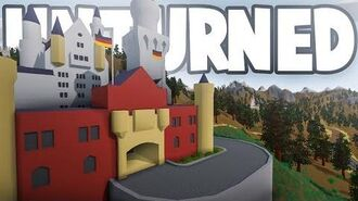 Unturned 3.20.0.0 NEW GERMANY MAP!!! (Exploring Major Points of Interest)