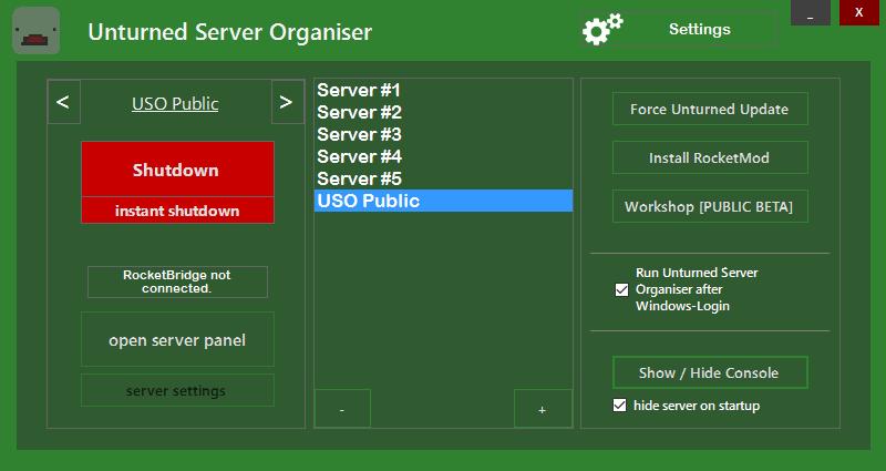 Wie Erstelle Ich Einen Unturned Server Unturned DE Wiki FANDOM - Minecraft server erstellen ohne hamachi kostenlos
