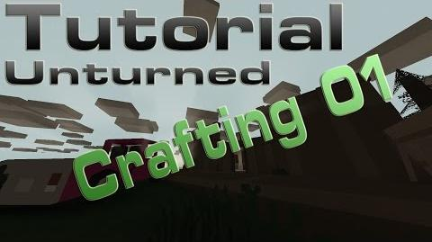 video unturned crafting tutorial wie baue ich ein haus deutsch german hd unturned de wiki. Black Bedroom Furniture Sets. Home Design Ideas