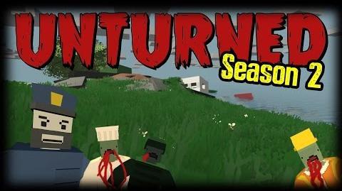 ICH BIN BACK! - Unturned Season 2 Ep