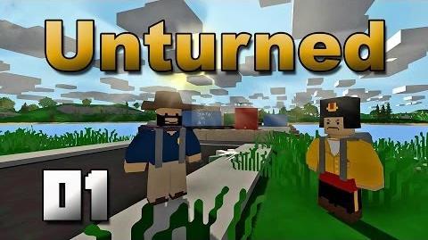 Unturned -01 - Minecraft trifft DayZ? -Gameplay German Deutsch- -Let's Play-