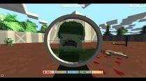 Unturned 2 (Trailer) Sniper shots