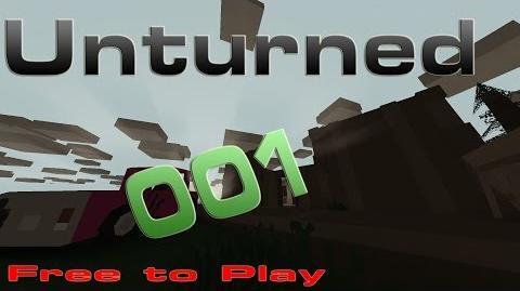 UNTURNED 001 - Minecraft trifft DayZ Deutsch German HD