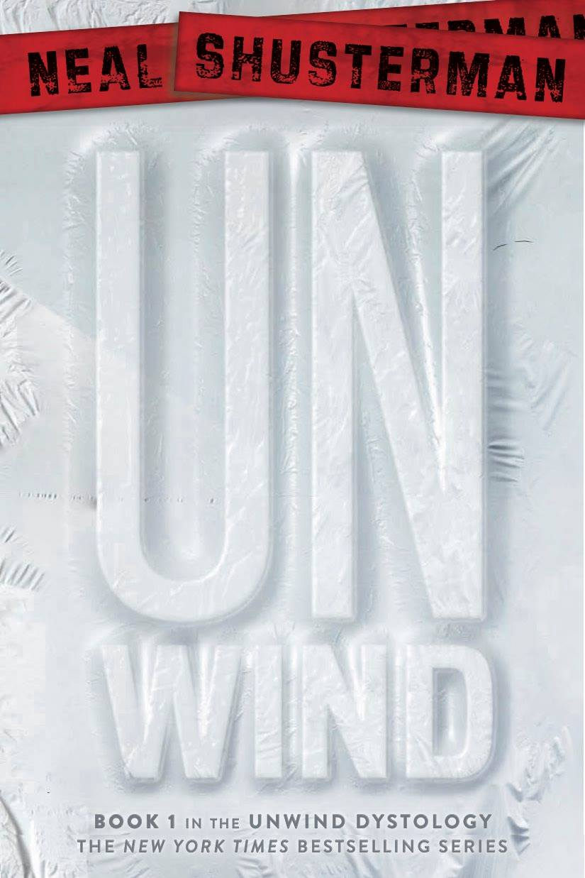 Image result for unwind book cover