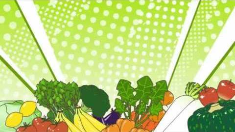 Po pi po ~ Miku Hatsune Vegetable Juice Dance (English subtitles, Download)