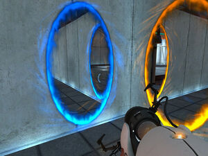 Thinking with portals