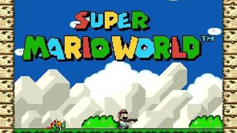 Super Mario Short