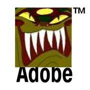 Adobe soooooooo ugly