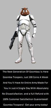 Goomba trooper ad paint New 2.0