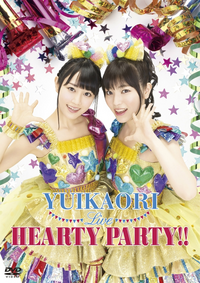 HeartyParty-dvd