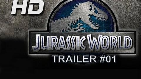 JURASSIC WORLD TEASER TRAILER 01 HD - Leaked Trailer