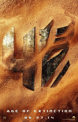 Transformers 4 Teaser Poster