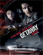Getaway movie Poster