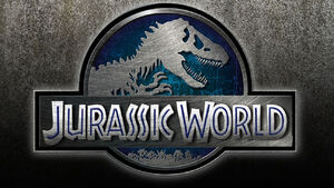 Jurassic world logo a l