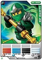 Ninjago-Lloyd-Character-Card