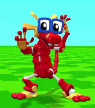 Animal Mechanicals Komodo