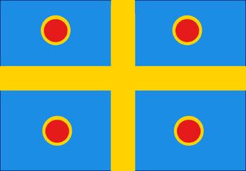 Laosland Flag j