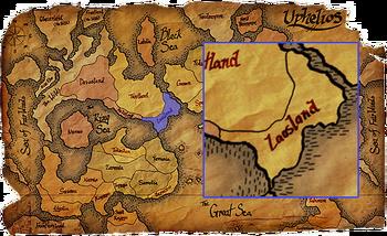Laosland map copy