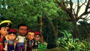 Upin & Ipin - Kembara Ke Pulau Harta Karun (Bahagian 4)