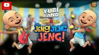 Upin & Ipin Jeng, Jeng, Jeng! - Yubi Band feat. Upin & Ipin Official Music Video