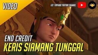 Upin & Ipin Keris Siamang Tunggal End Credit