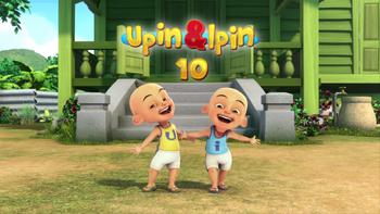 Upin & Ipin (Musim ke-10)