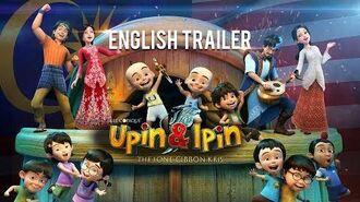 Upin & Ipin - The Lone Gibbon Kris (English Trailer) -Los Angeles Nov 9-