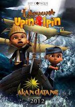 Poster Laksamana Upin Ipin