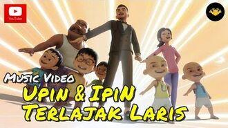 Upin & Ipin - Dato' Sri Aliff Syukri - Terlajak Laris (Official Music Video)