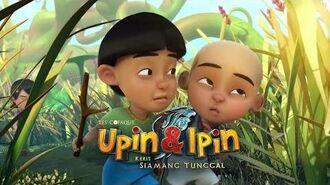 Upin & Ipin Keris Siamang Tunggal Movie Clip Part 2