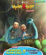 Kembara Alam Dino Poster