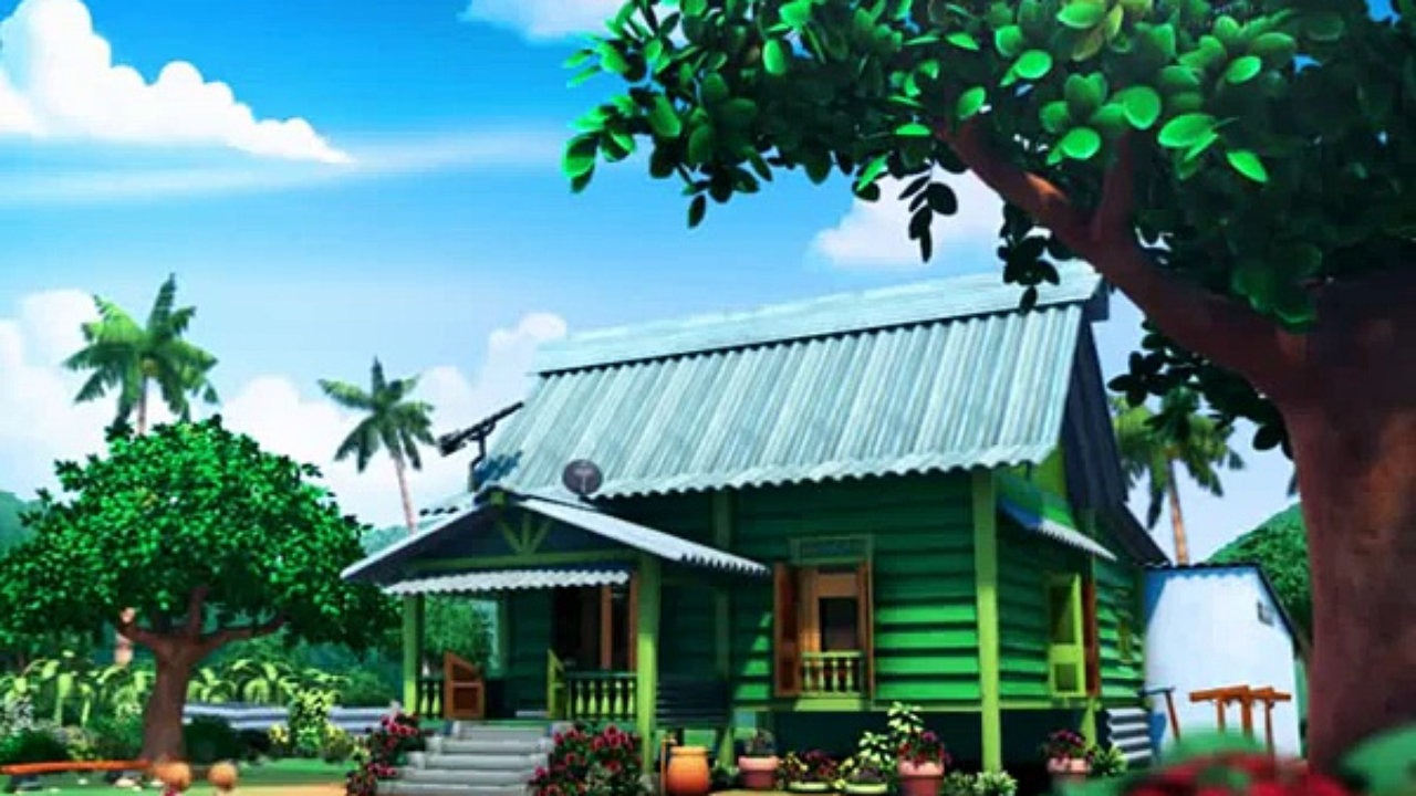 Opah's house | Upin & Ipin Wiki | Fandom
