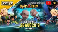 Upin & Ipin - The Lone Gibbon Kris (Philippine Cinema)