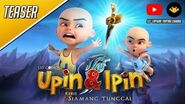 Upin & Ipin Keris Siamang Tunggal Teaser Trailer