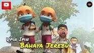 Upin & Ipin- Bahaya Jerebu Full Episod