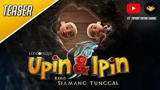 Keris Siamang Tunggal Char Teaser - Upin & Ipin