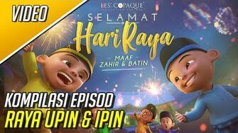 Kompilasi Episod Raya Upin & Ipin