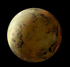 Desert Planet Stock by bloknayrb