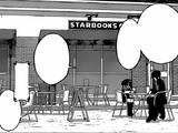 Starbooks Coffee
