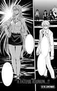Fate reunited with Evangeline