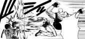 Magic Barrier Nullifying Kick