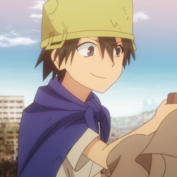 Ruki anime