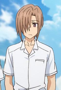 Tooru Mitsuhashi anime