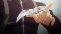 Xingzi's blade