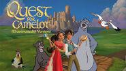 Quest for Camelot (Uranimate18 Version) Poster
